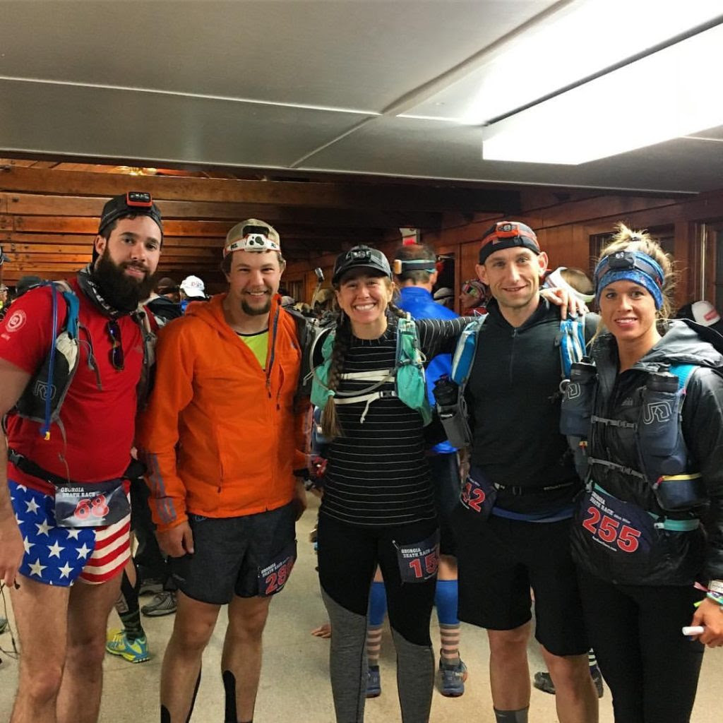Group of participants at the Georgia Death Race