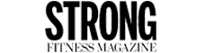 Strong Fitness Magazine Logo